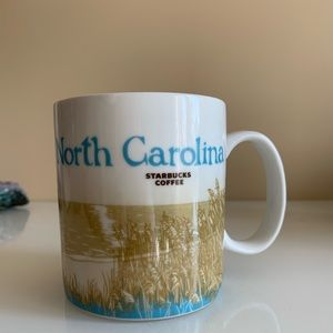 Starbucks Collectors North Carolina Mig